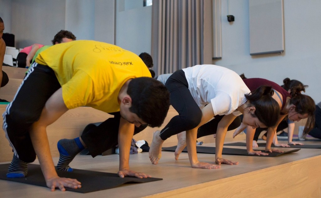 Yoga campus2