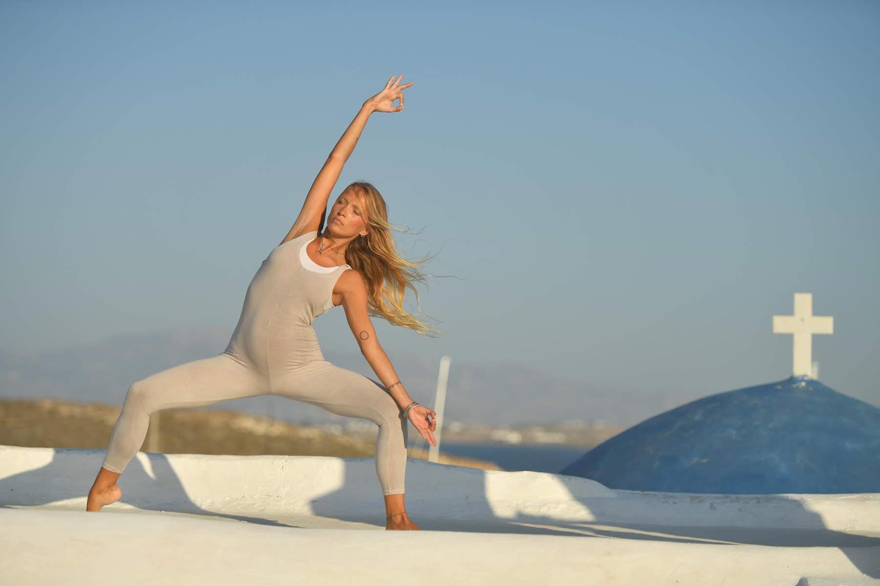 Practicar yoga durante el embarazo con seguridad