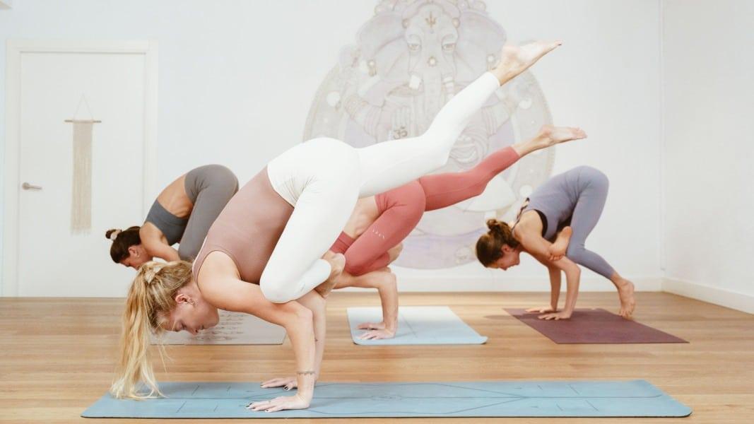 power yoga madrid