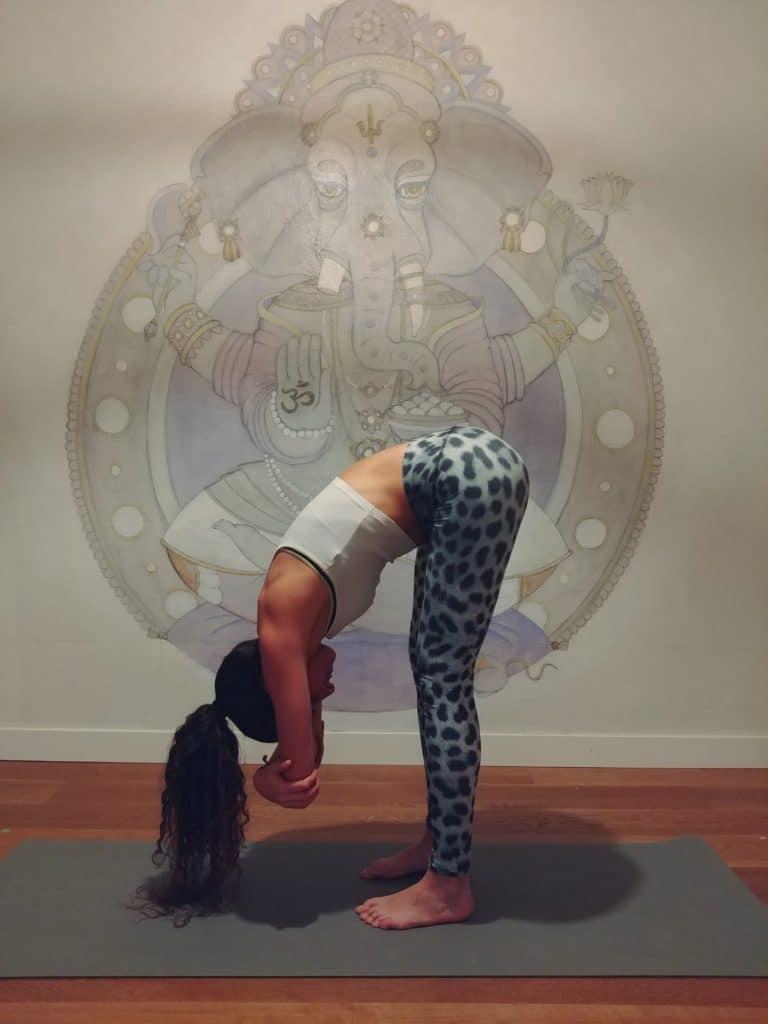 yoga para el dolor de espalda