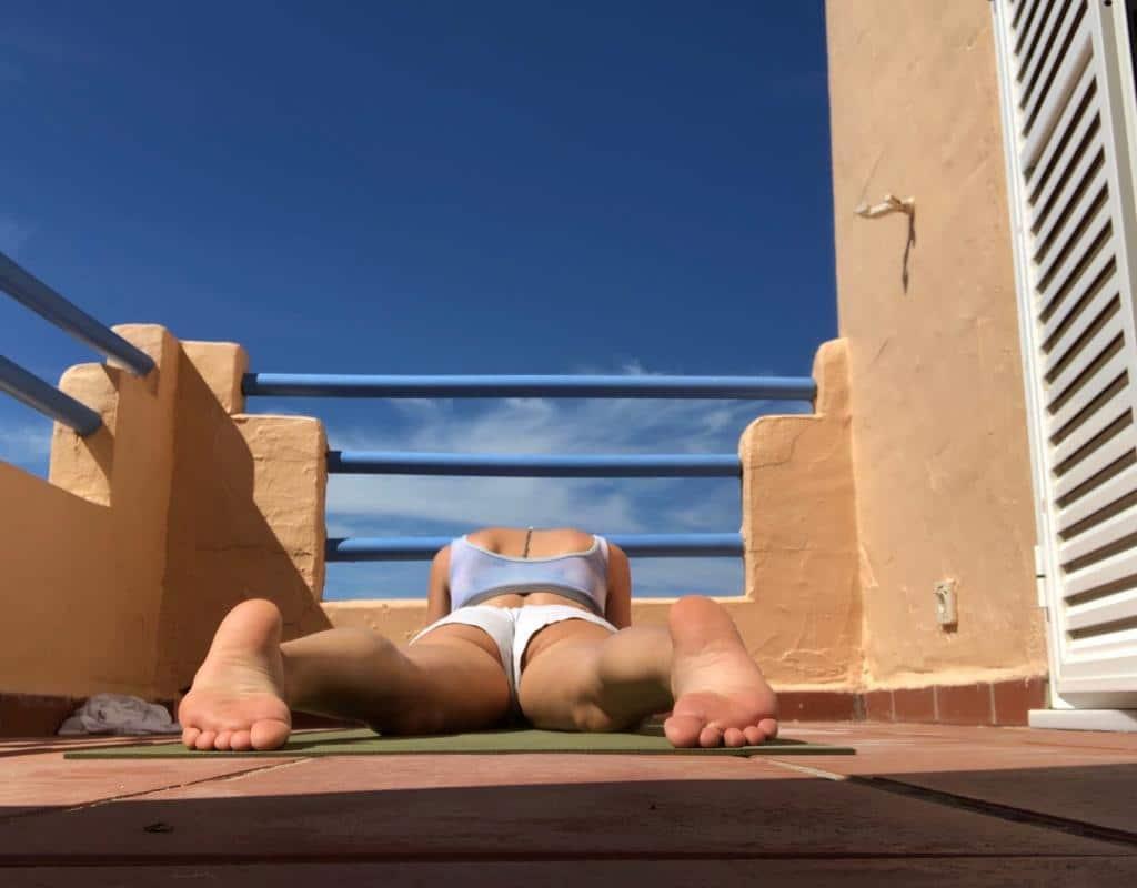 Qué es Yin yoga