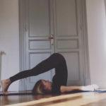 yoga para piernas cansadas postura del arado o halasana