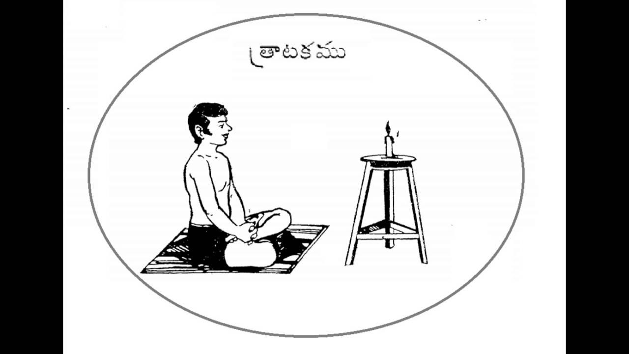 kriya tratak