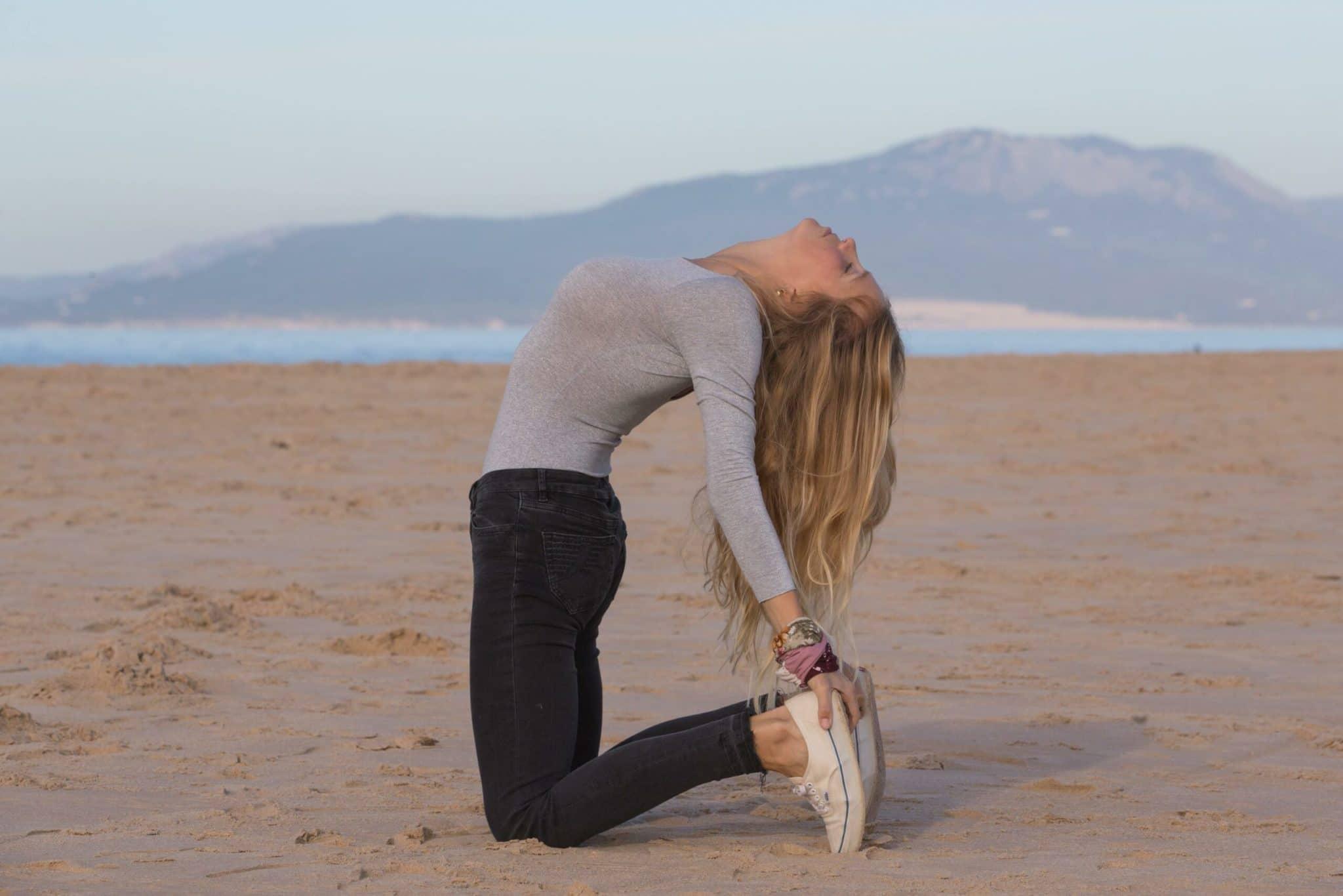 Yoga para aumentar la flexibilidad del cuello