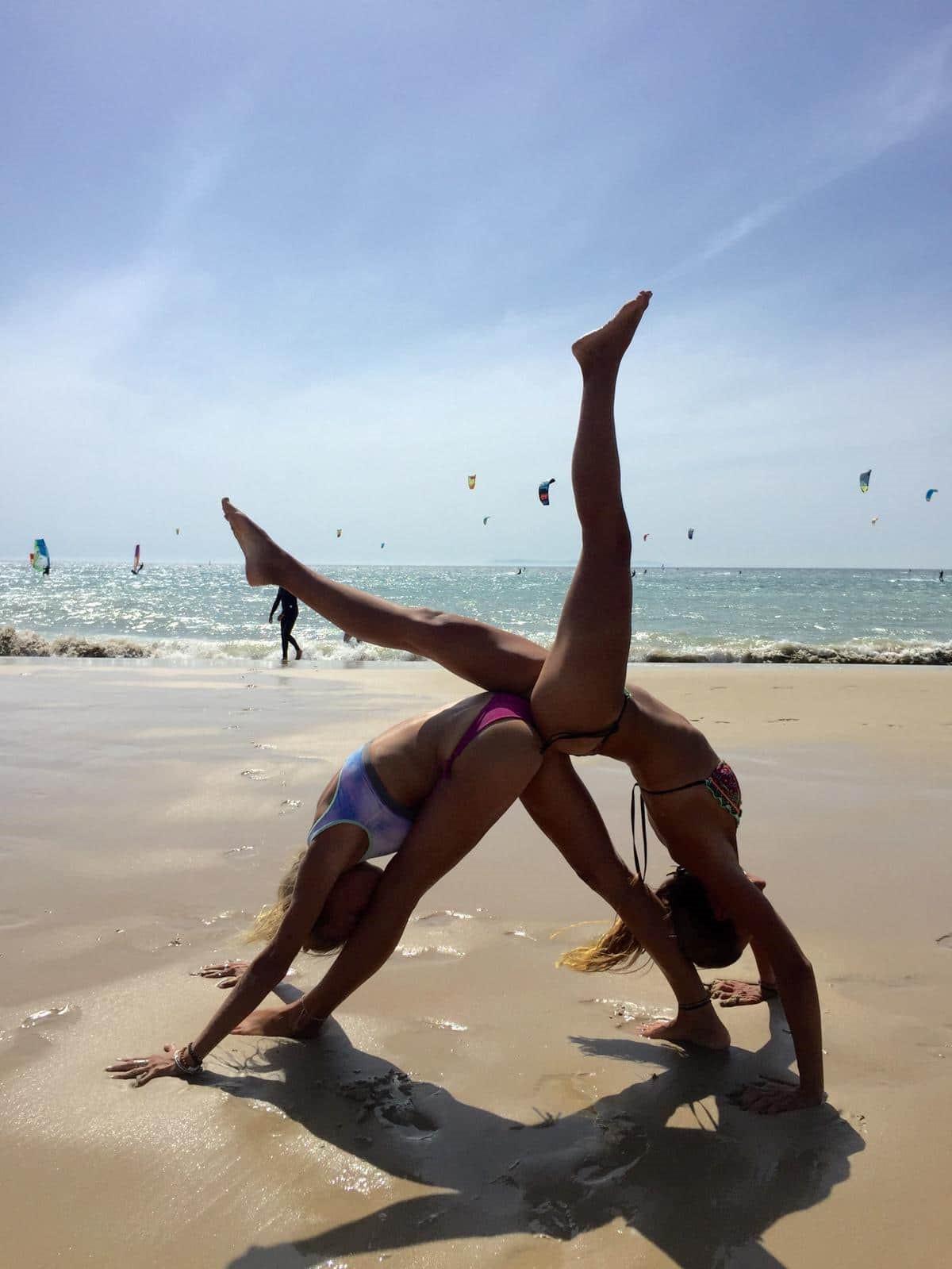 yoga de a dos